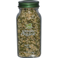 3 PACK of Simply Organic, Garlic N Herb, 3.10 oz (88 g)