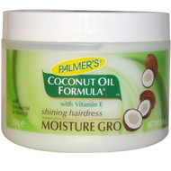 3 PACK of Palmers, Coconut Oil Formula, With Vitamin E, Moisture Gro Hairdress, 8.8 oz (250 g)