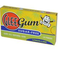 3 PACK OF Glee Gum, Sugar-Free Gum, Wild Watermelon, 75 peices (375 total)