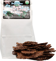 3 PACK of Mauk Family Farms Raw Flax Seed Crisps Organic Hickory and Paprika -- 4 oz