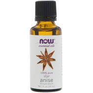 3 PACK of Now Foods, Essential Oils, Star Anise, 1 fl oz (30 ml)
