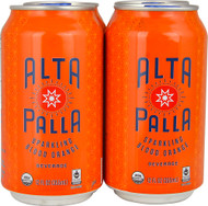 Hi-Ball Alta Palla Organic Sparkling Juice  Blood Orange - 12 fl oz Each / Pack of 4