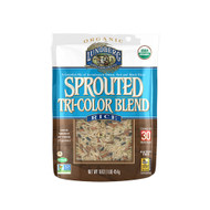 Lundberg, Organic Sprouted Tri-Color Rice Blend - 16 oz
