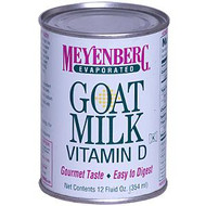3 PACK of Meyenberg Goat Milk, Evaporated Goat Milk, Vitamin A & D, 12 fl oz (354 ml)