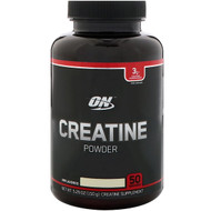 3 PACK OF Optimum Nutrition, Creatine Powder, Unflavored, 5.29 oz (150 g)