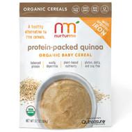 3 PACK of NurturMe, Organic Quinoa Cereals, Protein-Packed Quinoa, Infant , 3.7 oz (104 g)