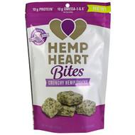 3 PACK OF Manitoba Harvest, Hemp Heart Bites, Crunchy Hemp Snacks, 4 oz (113 g)