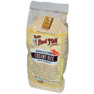 Bobs Red Mill, Creamy Rice, Brown Rice Farina, Hot Cereal, 26 oz (737 g)