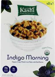 Kashi, Organic Indigo Morning Corn Cereal - 10.3 oz