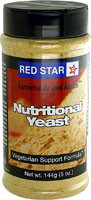 Red Star, Yeast Flakes - 5 oz (5 PACK)