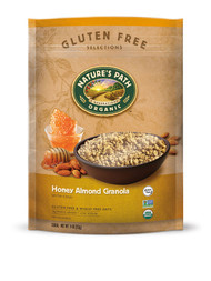 Natures Path, Organic Granola Gluten Free,  Honey Almond with Chia - 11 oz