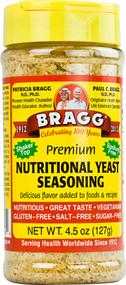 3 PACK of Bragg, Premium Nutritional Yeast Seasoning, 4.5 oz (127 g)