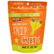Sejoyia Foods, Snip Chips, Parsnip Coconut Snack Mix,Chipotle Lime Cilantro, 2 oz (56 g)