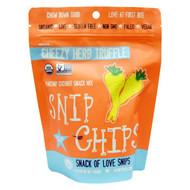 Sejoyia Foods, Snip Chips, Parsnip Coconut Snack Mix, Cheezy Herb Truffle, 2 oz (56 g)