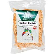 Eden Foods, Selected, Daikon Radish, Sun Dried & Sliced, 3.5 oz (100 g) (5 PACK)