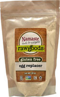 Namaste Foods Gluten Free Egg Replacer - 12 oz (5 PACK)