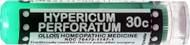 3 Pack of Ollois Hypericum Perforatum 30c - 80 Pellets