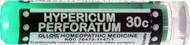 3 PACK of Ollois Lactose Free Hypericum Perforatum 30c -- 80 Pellets