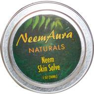 5 PACK of Neemaura Naturals Inc, Neem Skin Salve, 1 oz (30 ml)