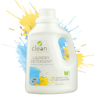 Vitaco, - The Clean Collection Laundry Detergent - Jasmine & Ylang Ylang Scent - 50 fl oz (1.5 L)