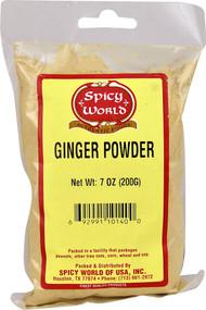 Spicy World Ginger Powder - 7 oz
