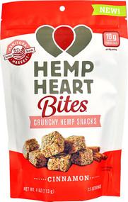 Manitoba Harvest Hemp Heart Bites  Cinnamon - 4 oz