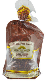 Essential Baking Company, Gluten Free Bread,  Super Seeded Multi-Grain - 14 oz