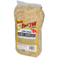 3 PACK of Bobs Red Mill, Long Grain Basmati Brown Rice, 27 oz (765 g)