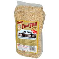 Bobs Red Mill, Long Grain Basmati Brown Rice, 27 oz (765 g)