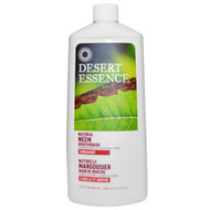 3 PACK of Desert Essence, Natural Neem Mouthwash, Cinnamint, 16 fl oz (480 ml)