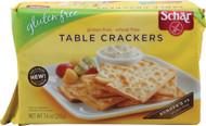 Schar, Table Crackers Gluten Free - 7.4 oz (5 PACK)