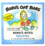 BoBos Oat Bars, BoBos Bites, Original - 5 Bars (5 PACK)