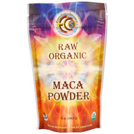 3 PACK OF Earth Circle Organics, Raw Organic Maca Powder, 8 oz (226.7 g)