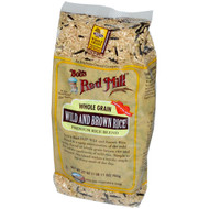 3 PACK of Bobs Red Mill, Wild and Brown Rice, 27 oz (765 g)
