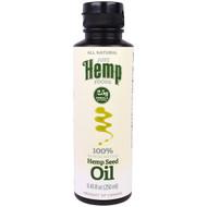 3 PACK OF Just Hemp Foods, Hemp Seed Oil, Cold Pressed, 8.45 fl oz (250 ml)