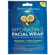 My Spa Life, Forever Luminous, Hydrating Facial Wrap, Face, 1 Facial Wrap, 0.81 oz (23 g) (5 PACK)