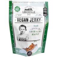 3 PACK of Louisville Vegan Jerky Co, Enids Sriracha Maple, 3 oz (85.05 g)