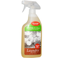 3 PACK OF Naturally Its Clean, Laundry Pre-Treat, 25 fl oz (740 ml)