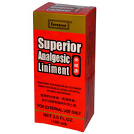 Chinese Imports, Superior Analgesic Liniment, 3.5 fl oz (100 ml)