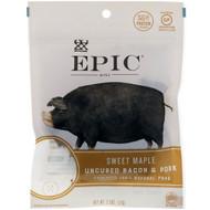 Epic Bar, Bites, Uncured Bacon & Pork, Sweet Maple, 2.5 oz (71 g)