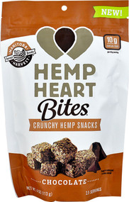 Manitoba Harvest Hemp Heart Bites  Chocolate - 4 oz