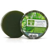 3 PACK of Just Neem, Fragrance Free Neem Soap, 4.2 oz (120 g)