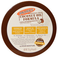 3 PACK of Palmers, Coconut Oil Formula, Body Cream, 4.4 oz (125 g)