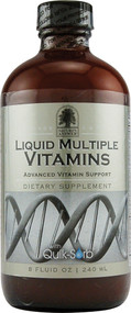 Natures Answer, Liquid Multiple Vitamins - 8 fl oz