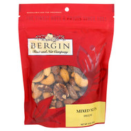 3 PACK OF Bergin Fruit and Nut Company, Mixed Nuts, Deluxe, 6 oz (170 g)