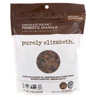 3 PACK OF Purely Elizabeth, Probiotic Granola, Chocolate Sea Salt, 8 oz (227 g)