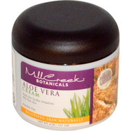 Mill Creek, Aloe Vera Cream, 4 oz (113 g)