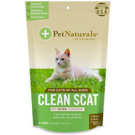 3 PACK OF Pet Naturals of Vermont, Clean Scat, For Cats, 45 Chews, 2.38 oz (67.5 g)