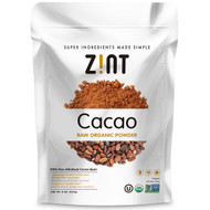 3 PACK OF Zint, Raw Organic Cacao Powder, 8 oz (227 g)