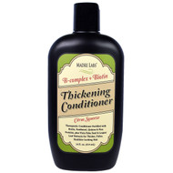 3 PACK of Madre Labs, Thickening B-Complex + Biotin Conditioner, No Sulfates, Citrus Squeeze, 14 fl oz (414 ml)